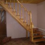Купить деревянную лестницу в Москве