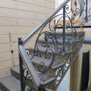 Ограждения для лестниц