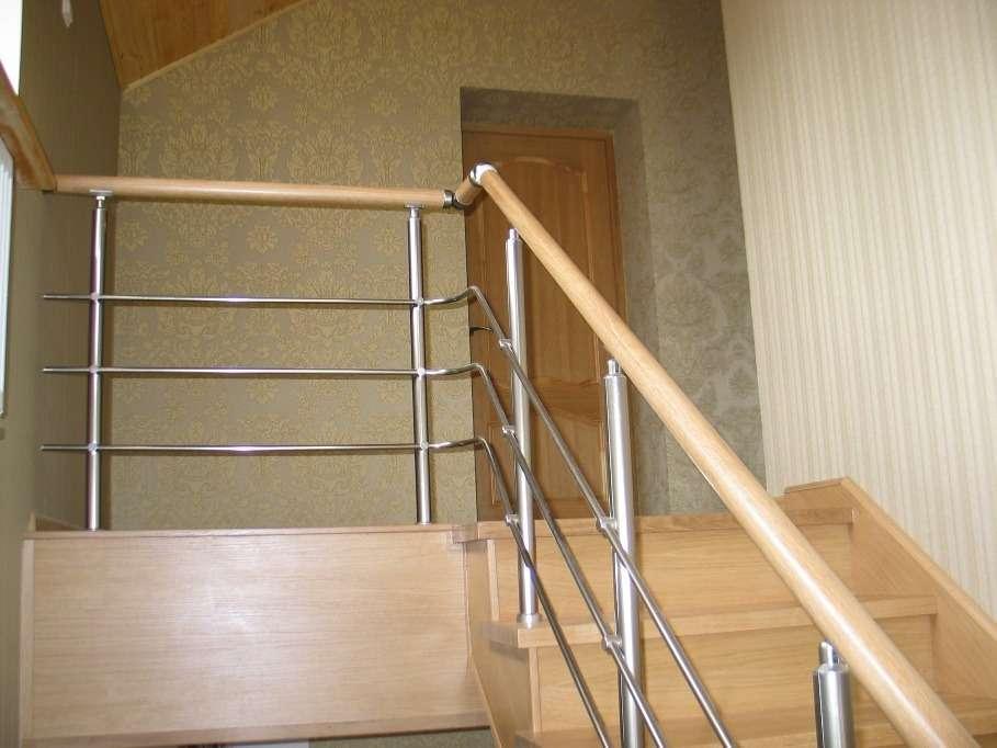 Заказать ограждение для лестницы в Москве