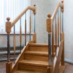 Балясины для лестниц комбинированные
