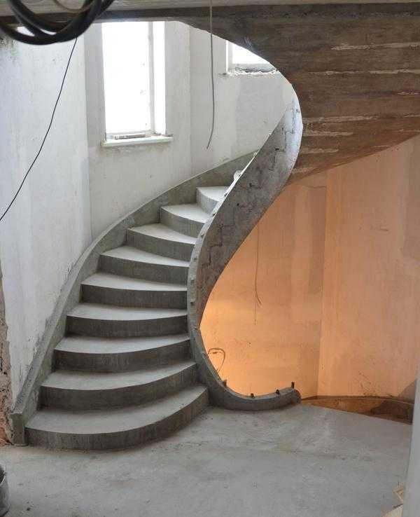 бетон лестница купить