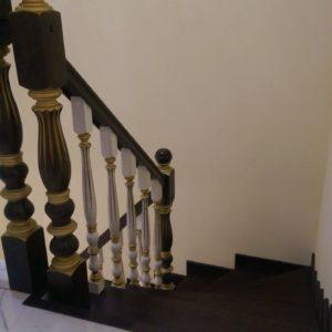 Эксклюзивные перила для лестницы