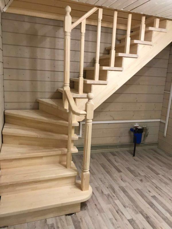 лестница в подвал