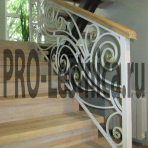 Ограждения для дома на лестнице