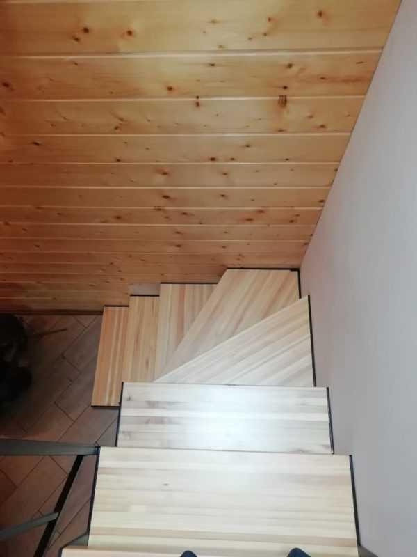 Лестница лазерная резка