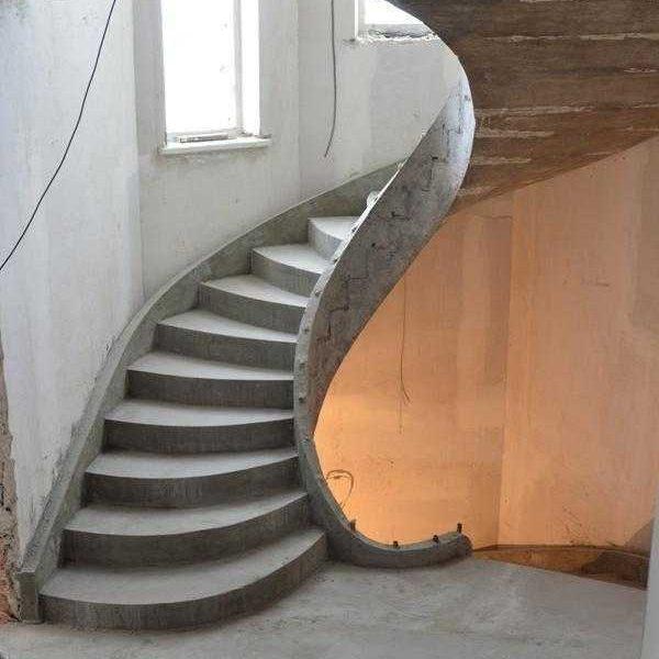 купить лестница из бетона