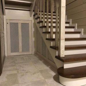 лестницы и шкафы на фото